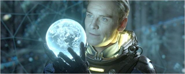 Michael Fassbender diz que novo Alien será muito mais assustador que Prometheus