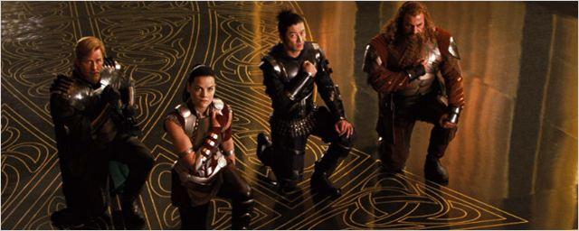 Mais dois asgardianos devem voltar para Thor 3