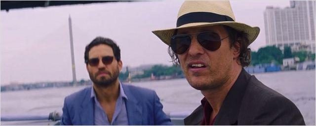 Matthew McConaughey acha ouro no primeiro trailer de Gold
