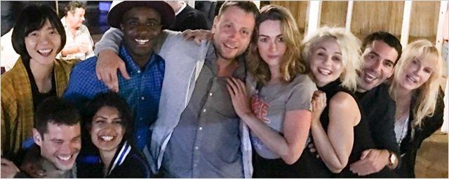 Sense8: Brian J. Smith anuncia o fim das gravações da segunda temporada