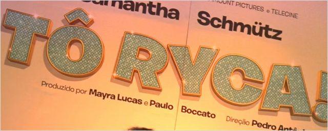 AdoroCinema leva espectadores para conferir a pré-estreia de Tô Ryca