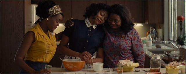 Taraji P. Henson, Octavia Spencer e Janelle Monáe superam preconceitos em novo trailer legendado de Estrelas Além do Tempo