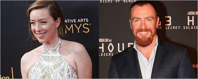 Reboot de Perdidos no Espaço contrata atriz de House of Cards e ator de Black Sails