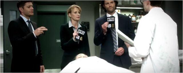 Sam, Dean e Mary retomam o negócio da família em novo trailer da 12ª de Supernatural