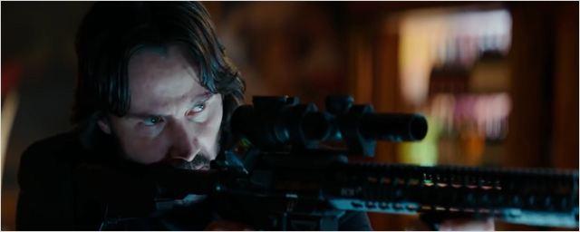 John Wick - Um Novo Dia Para Matar ganha teaser e diretor comunica que o terceiro filme já está em desenvolvimento