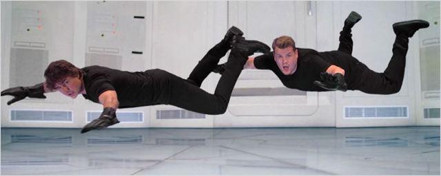 Tom Cruise reencena filmes de sua carreira em apenas nove minutos