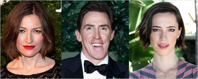 Comédia que terá Will Ferrell e John C. Reilly como Sherlock Holmes e Watson adiciona três atores ao elenco