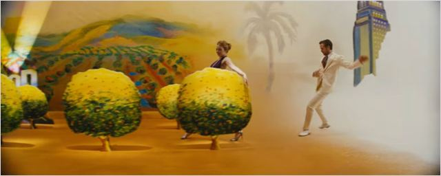 Making of apresenta o mundo mágico do musical La La Land - Cantando Estações
