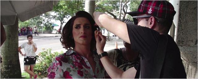 """Exclusivo: Paulo Gustavo, Iafa Britz e César Rodrigues comentam o """"up"""" na produção de Minha Mãe é uma Peça 2"""