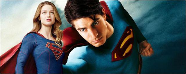 Legends of Tomorrow faz referência ao Super-Homem de Brandon Routh em último episódio do grande crossover