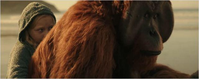 Planeta dos Macacos: A Guerra terá personagem do filme clássico de 1968