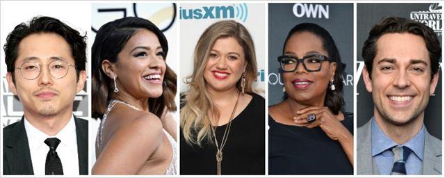 Zachary Levi, Oprah Winfrey, Gina Rodriguez, Steven Yuen e Kelly Clarkson entram para o elenco de dubladores de nova animação da Sony
