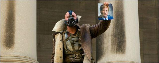 Frase do vilão Bane, de O Cavaleiro das Trevas Ressurge, é comparada com discurso de Donald Trump