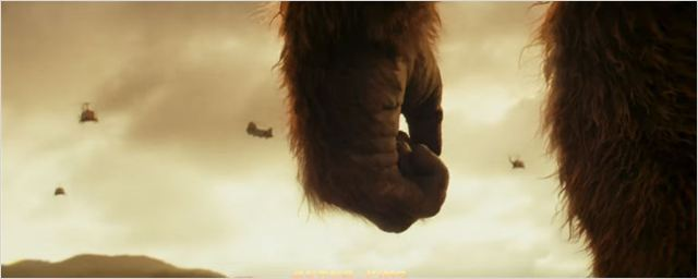 Novo teaser de Kong: A Ilha da Caveira traz referência a Godzilla