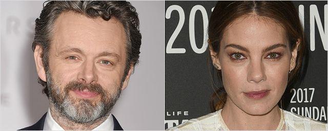 Michael Sheen e Michelle Monaghan atuarão em filme comparado a Quero Ser John Malkovich e Birdman