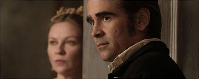 "Colin Farrell é o ""bendito fruto"" nas primeiras imagens do drama The Beguiled, de Sofia Coppola"