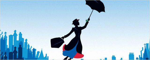 Disney confirma o início das filmagens de Mary Poppins Returns