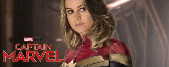 Brie Larson fala sobre as expectativas para Capitã Marvel e a sua conexão com a personagem