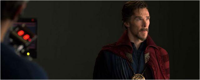Doutor Estranho: Making of mostra como Benedict Cumberbatch se tornou o novo herói da Marvel (Exclusivo)