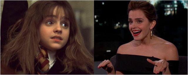 Emma Watson revela experiência 'traumática' que teve no set de Harry Potter
