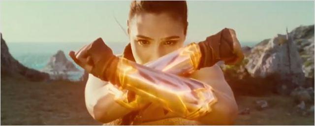 Mulher-Maravilha: Prévia do trailer revela poderes de Diana Prince