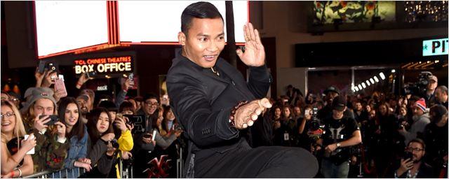 Tony Jaa vai estrelar versão asiática de Os Mercenários