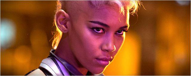 X-Men: Alexandra Shipp deseja mostrar a evolução da Tempestade no próximo filme