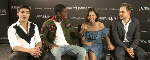 Power Rangers: RJ Cyler explica porque disse que trabalhar com Elizabeth Banks o deixou 'faminto' (Entrevista Exclusiva)