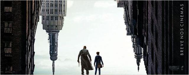 Adaptação da obra de Stephen King, A Torre Negra tem seu primeiro cartaz divulgado