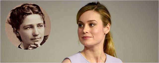 Brie Larson vai interpretar a primeira candidata à presidência dos Estados Unidos em filme da Amazon