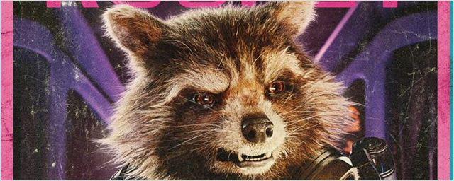 James Gunn divulga cartazes de personagens de Guardiões da Galáxia Vol. 2