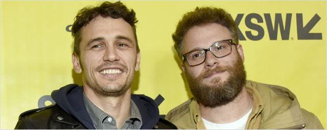 Seth Rogen e James Franco se unem para nova comédia adolescente do Hulu