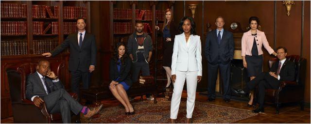 Scandal vai abordar 'realidade alternativa' no 100º episódio