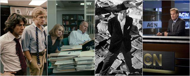 Dia do Jornalista: Relembre filmes e séries sobre o jornalismo