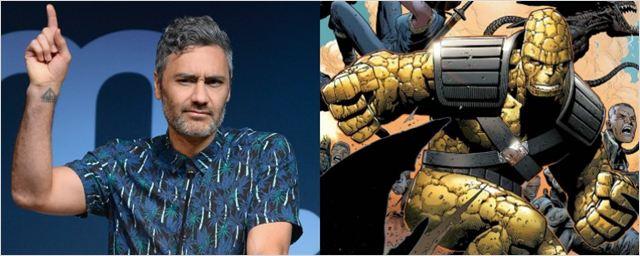 Diretor de Thor: Ragnarok vai interpretar personagem de Planeta Hulk no filme