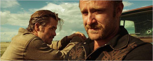Chris Pine e Ben Foster podem retormar parceria com diretor de A Qualquer Custo