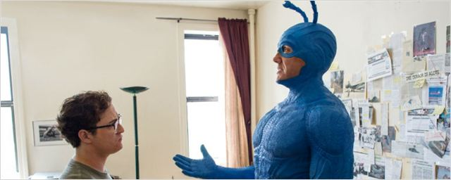 Amazon marca a data de estreia de The Tick