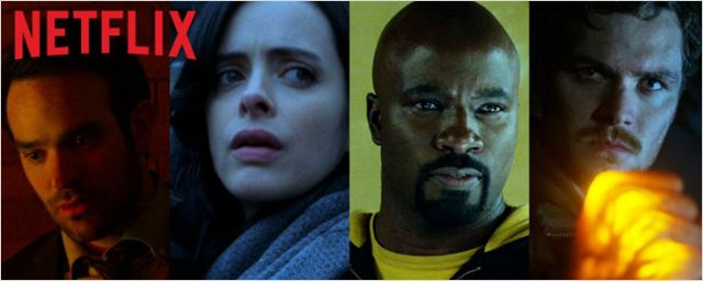 Demolidor, Jessica Jones, Luke Cage e Punho de Ferro formam um time inusitado no trailer de Os Defensores