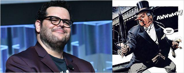 Postagem de Josh Gad levanta rumor de que ele pode viver o vilão Pinguim em filme do Batman