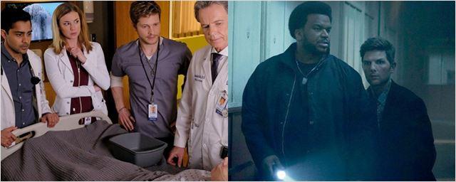 Fox aprova The Resident, drama médico com Emily VanCamp, e duas novas comédias