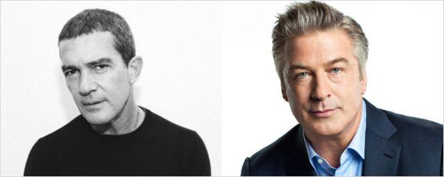 Antonio Banderas e Alec Baldwin são escalados para cinebiografia de Ferruccio Lamborghini