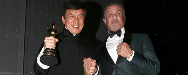 Sylvester Stallone e Jackie Chan vão contracenar pela primeira vez na ação Ex-Baghdad