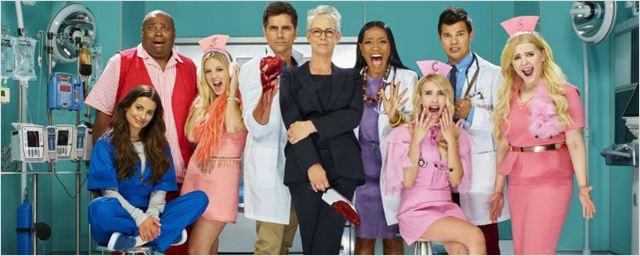 Que surpresa... Só que não! Fox cancela oficialmente Scream Queens