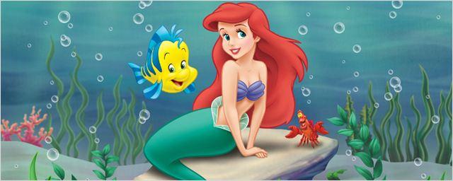 Disney anuncia musical ao vivo de A Pequena Sereia para a TV nos EUA