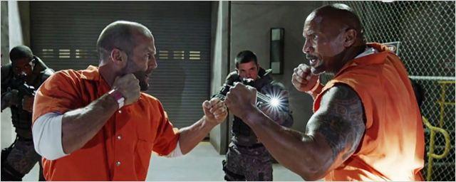 Dwayne Johnson alimenta rumores de spin-off de Velozes & Furiosos com Jason Statham