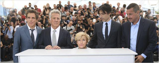 Festival de Cannes 2017: Diretor de The Meyerowitz Stories, da Netflix, espera que o filme seja exibido no cinema