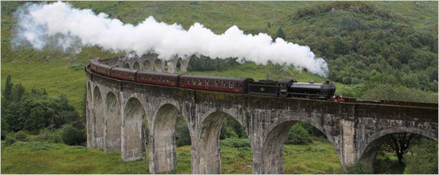 Fãs de Harry Potter recebem aviso da Polícia do Transporte Britânico
