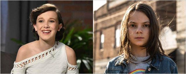 Millie Bobby Brown revela que fez o teste para Logan ao lado de Hugh Jackman