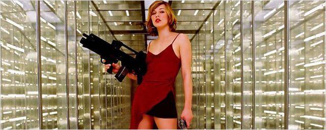 Milla Jovovich revela que quase desistiu de fazer Resident Evil