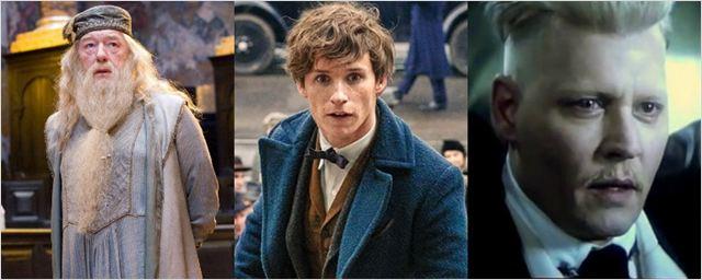 Animais Fantásticos 2 terá versões adolescentes de Dumbledore, Grindelwald e Newt Scamander